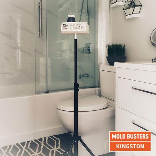 Tests de qualité de l'air - Kingston