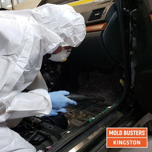 Assainissement de voiture - Aspirateur HEPA - Kingston