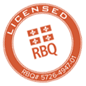 RBQ Certified Badge