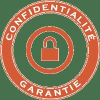 Confidentialite garantie