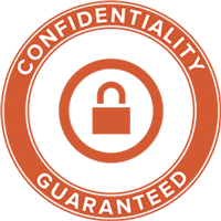 confidentiality certificate