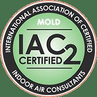 IAC2 certificate