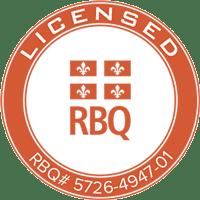 RBQ certificate
