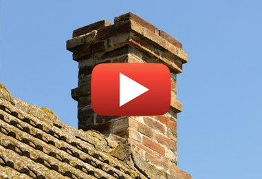 Roof & Chimney Inspections with Thermal Imaging