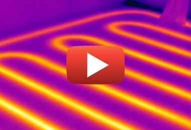 Détection moisissure par caméra thermique - Mold Busters