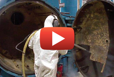Dry Ice Blasting for Effective Mold Removal