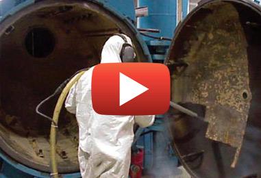 Le nettoyage cryogénique—Façon efficace d'éliminer les moisissures