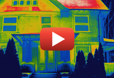 Thermal Imaging for Home Energy Audits