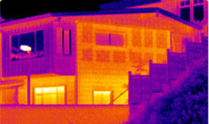 Find Structural Problems with Infrared Surveys