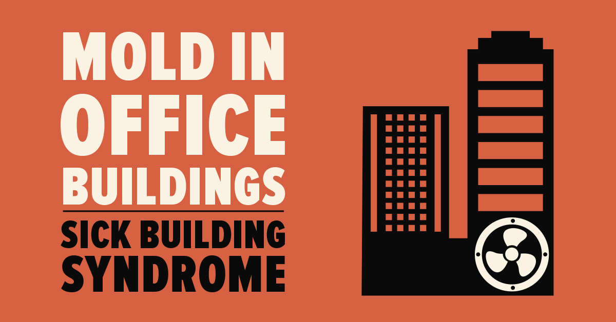Mold in Office Buildings: Sick Building Syndrome