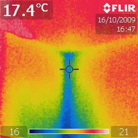Infrared Inspection in Ottawa