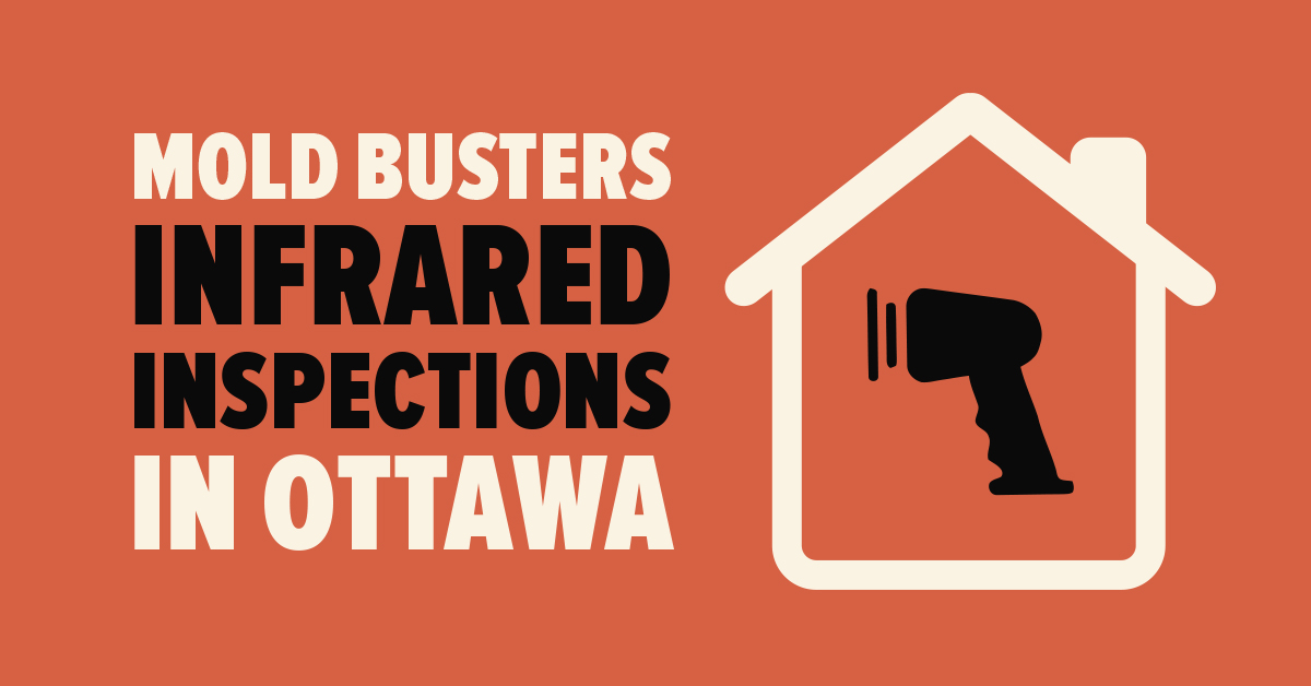 Mold Busters Infrared Inspections in Ottawa