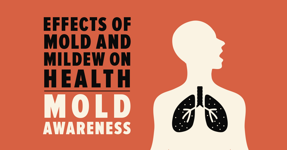 Effects of Mold and Mildew on Health: Mold Awareness
