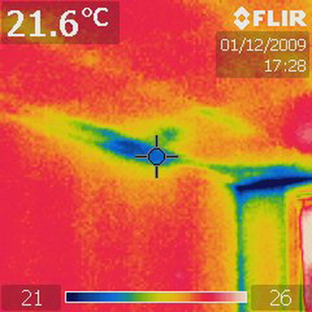 Infrared Thermal Imaging in Montreal