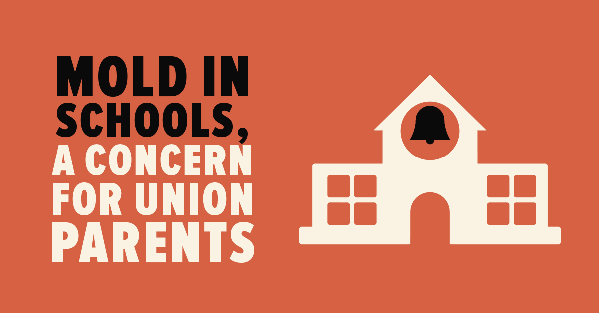 Mold in Schools, A Concern For Union, Parents