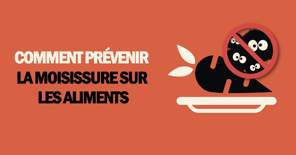 Comment prévenir la moisissure sur les aliments