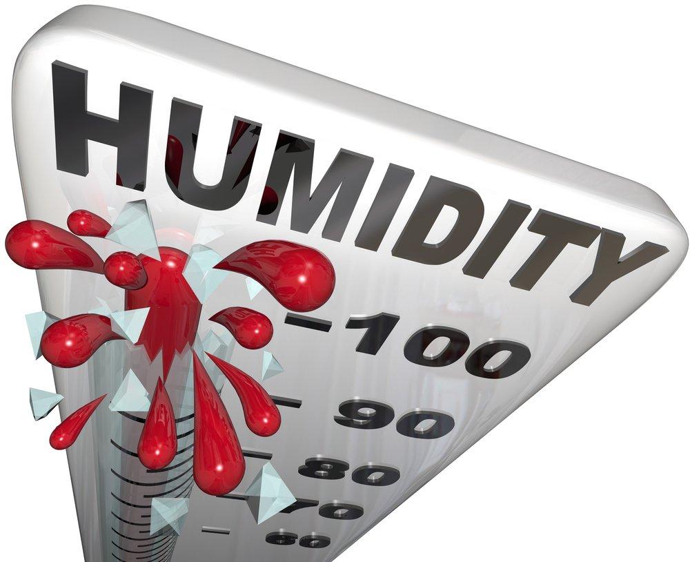 Humidité relative maison
