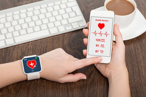 Smartphone Health Apps - Wearable Devices