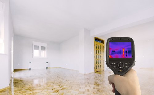 Detect Heat Loss with Thermal Imaging - Mold Busters Ottawa