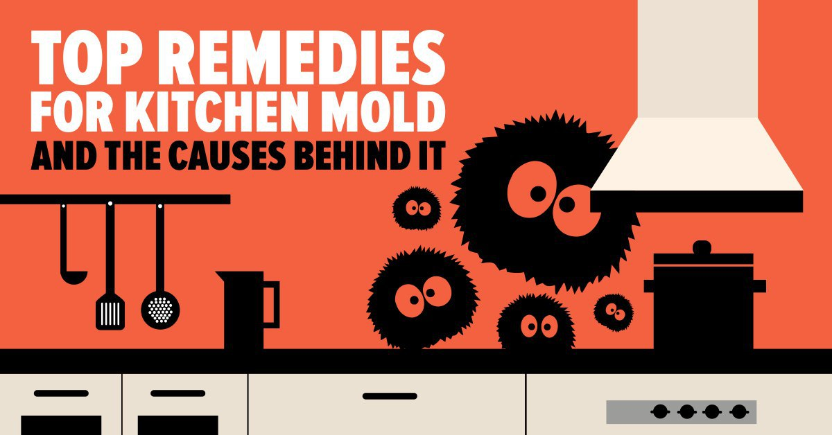 top remedies for kitchen mold