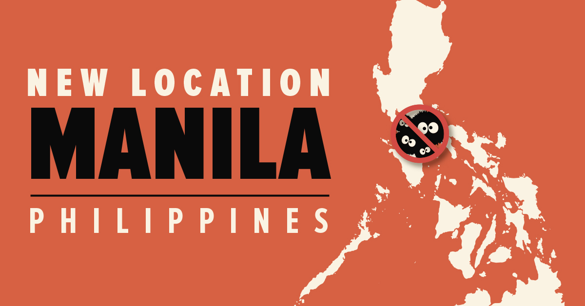 Mold Busters opens office in Manila, Philippines for Toxic Mold Inspection – Get Rid of Black Mold