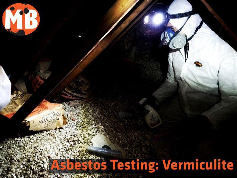 asbestos testing vermiculite