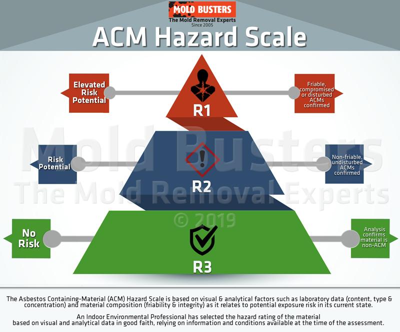 ACM Hazard Scale
